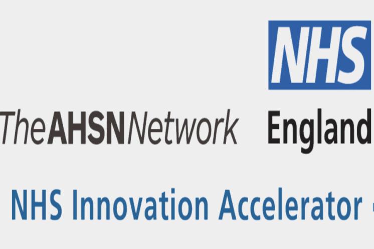 NHS Innovation Accelerator logo